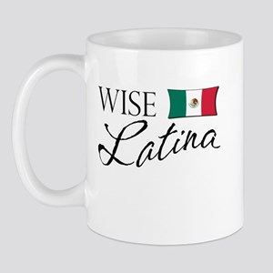 Wise Latina (Mexican) Mug