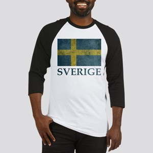 Vintage Sweden Baseball Jersey