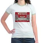Wirthbru Beer Jr. Ringer T-Shirt