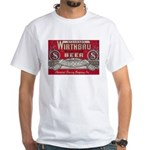 Wirthbru Beer White T-Shirt