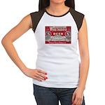 Wirthbru Beer Women's Cap Sleeve T-Shirt