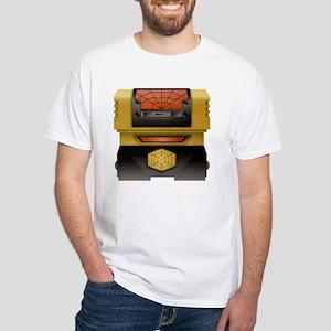 Me Robo White T-Shirt
