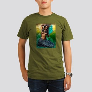 AFRO-CUBAN SANTERIA RELIGIOUS Organic Men's T-Shir