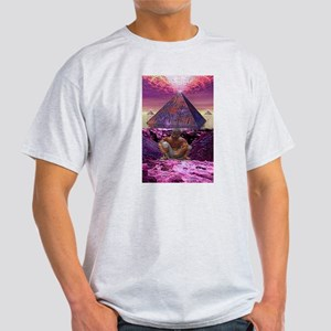 AFRO-CUBAN SANTERIA RELIGIOUS Light T-Shirt