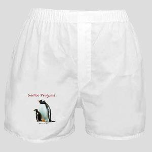Gentoo Penguins - Boxer Shorts