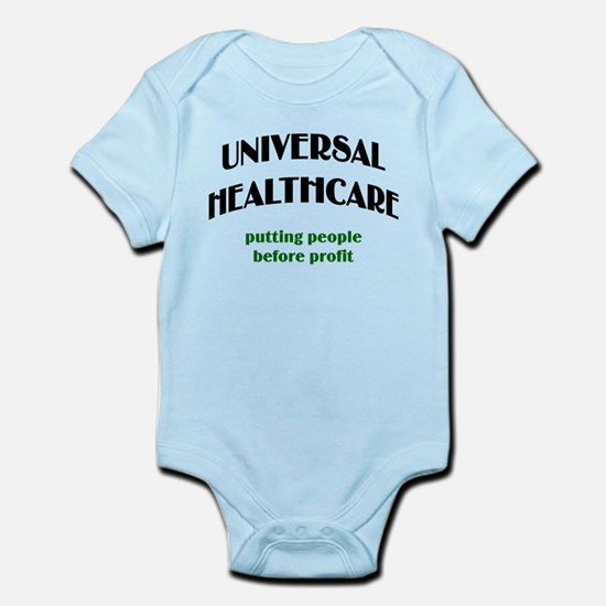 Universal Health Care Infant Bodysuit