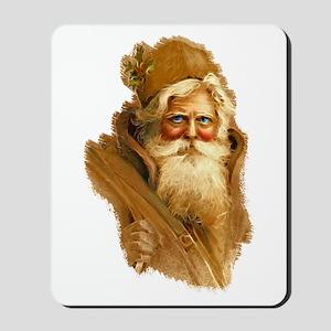 Old World Santa Claus Mousepad