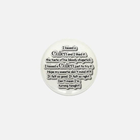 Cute Twerd Mini Button