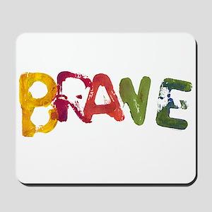 BRAVE Mousepad
