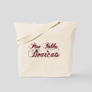Paso Robles Bearcats (2) Tote Bag