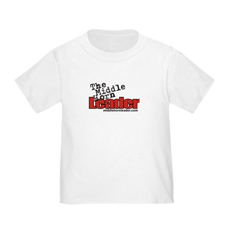 The Middle Horn Leader Toddler T-Shirt
