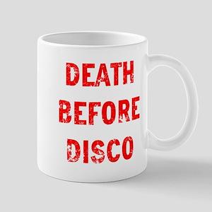 Death Before Disco Mug