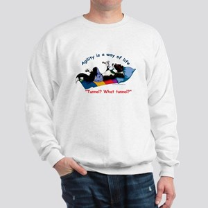 Agility Is A Way of Life Sweatshirt