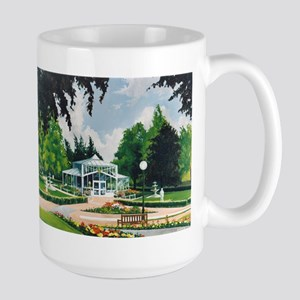 Carfin Grotto Large Mug