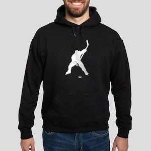 Hockey Player Hoodie (dark)