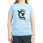 Green is the New Red Women's Light T-Shirt