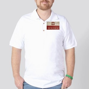 Vintage Polska Golf Shirt