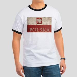 Vintage Polska Ringer T