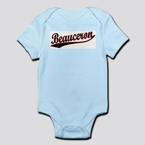 Beauceron Vaesity Infant Creeper