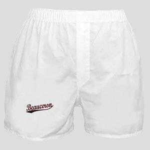 Beauceron Vaesity Boxer Shorts