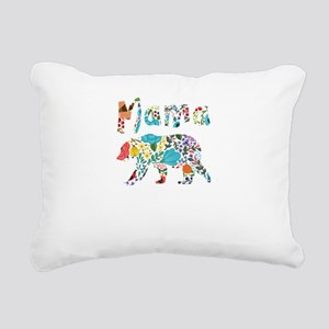 Pretty Cute Mama Bear for Mother's Day Rectangular