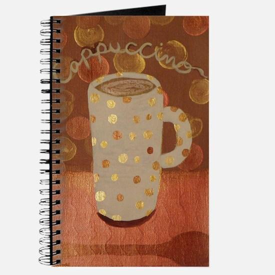 Cappuccino mug Journal