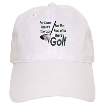 Golf Therapy Golfing Cap