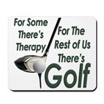 Golf Therapy Mousepad