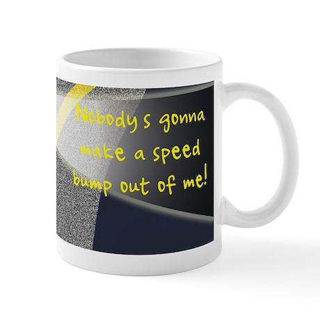 Armadillo Speed Bump Mug