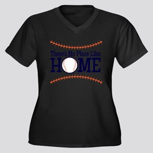 No Place Like Home Plus Size T-Shirt
