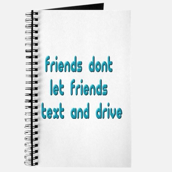 Text Friends Journal