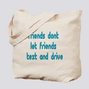 Text Friends Tote Bag