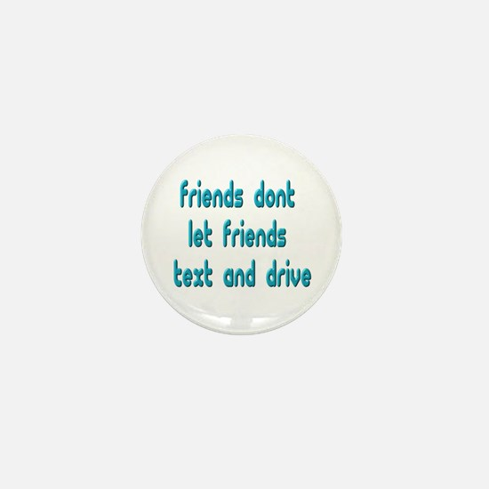 Text Friends Mini Button