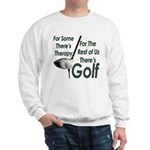 Golf Therapy Sweatshirt