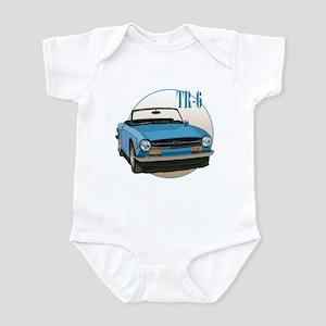 The Avenue Art TR6 Infant Bodysuit