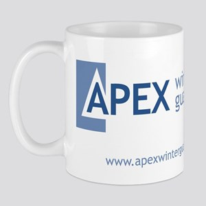 tshirt apex Mugs