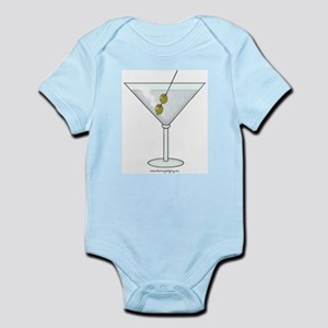 Martini Infant Creeper