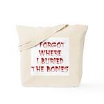 Hiding Bodies Tote Bag
