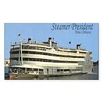 Old New Orleans Steamer President