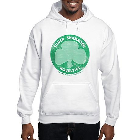 Silver Shamrock Novelties Hooded Sweatshirt