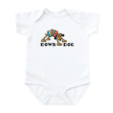 Down Dog Infant Creeper