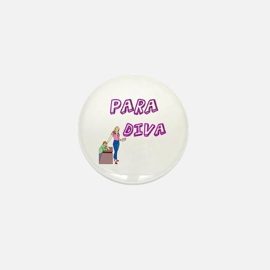 School administration Mini Button