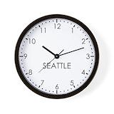 Newsroom seattle Basic Clocks
