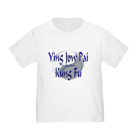 Ying Jow Pai Kung Fu Toddler T-Shirt