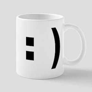 smiley emoticon Mug