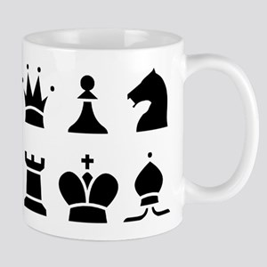 Chess White Mug Mugs
