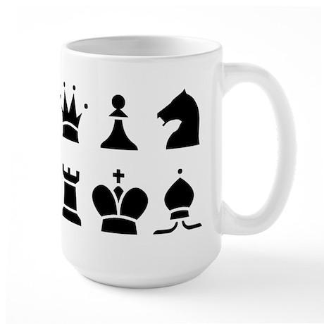 Chess Large Mug Mugs