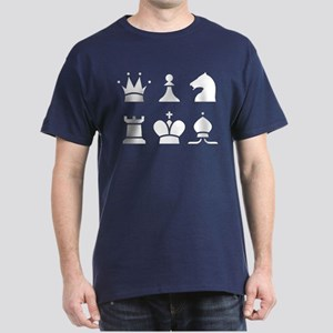 Chess Dark T-Shirt