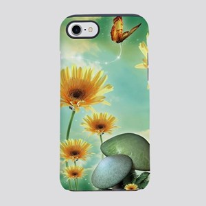 Daisies and Chanterelles iPhone 7 Tough Case