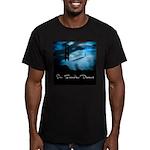 San Francisco Dreams Men's Fitted T-Shirt (dark)